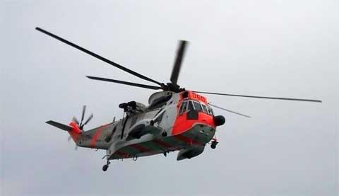 Sola heliport cargo